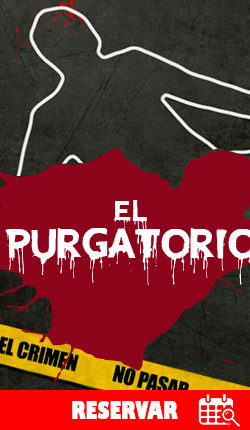 EL PURGATORIO - Cuarto de escape - CDMX